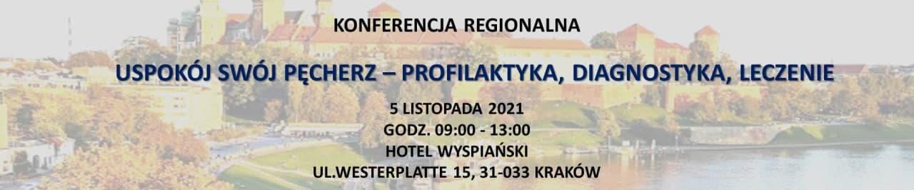OAB, NTM, konferencja, Kraków, UroConti